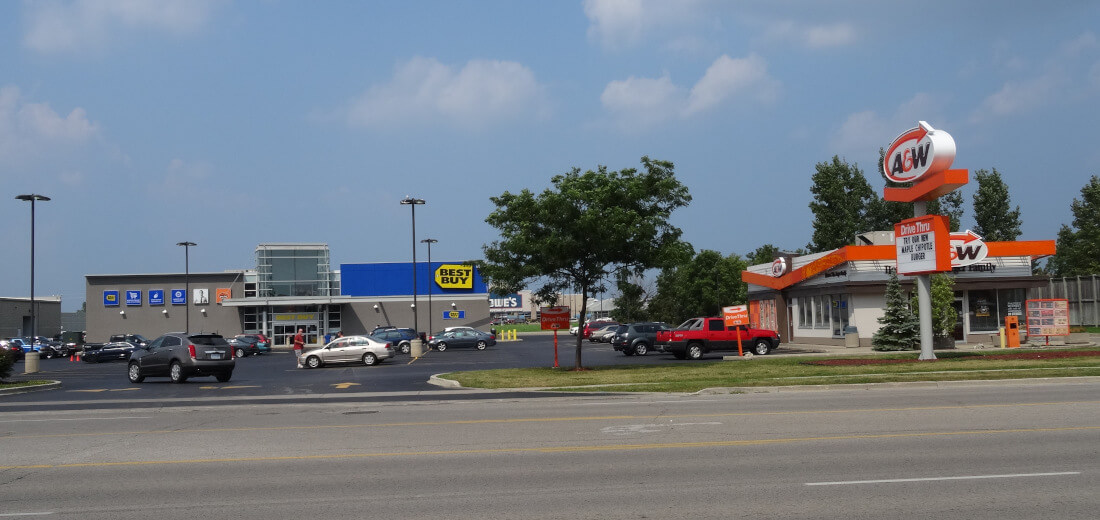 Skyline Retail REIT - 1378 Exmouth Street, Sarnia, ON