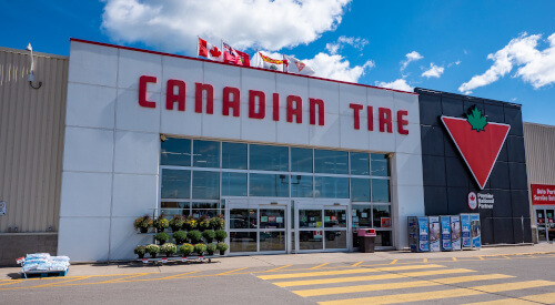 Skyline Retail REIT - Canadian Tire